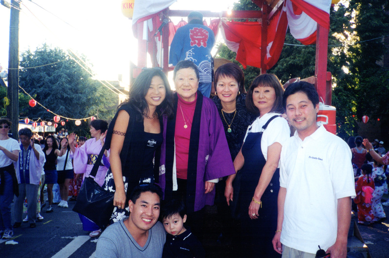 Seattle Betsuin Buddhist Temple Bon Odori Festival, 1999
